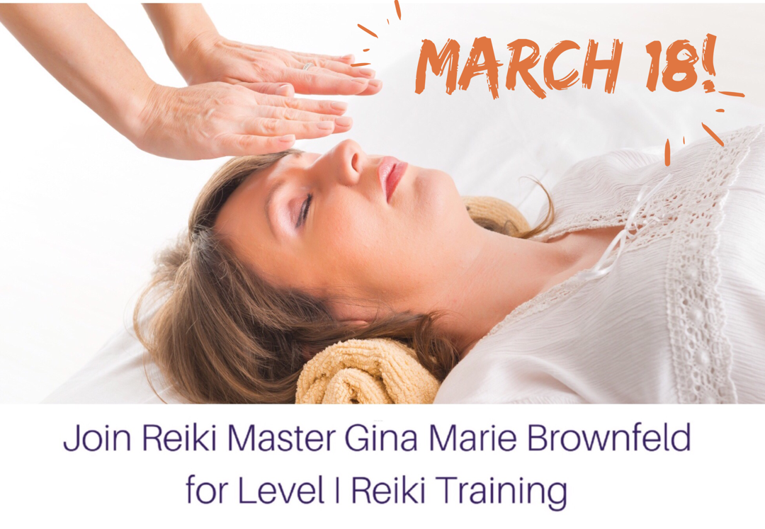 Level 1 Reiki Training